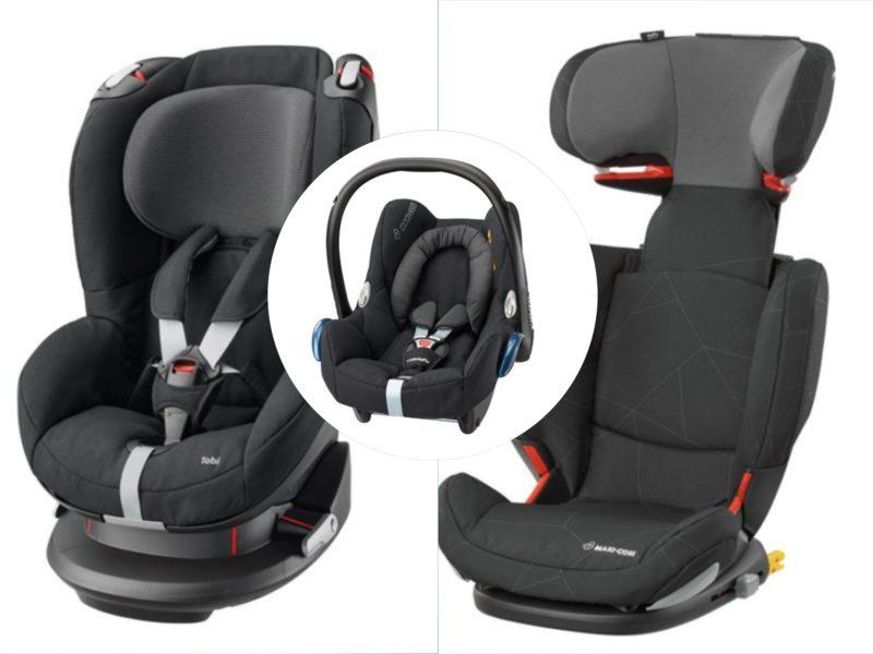 Uitleg maxi-cosi autostoeltjes