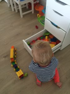 What's on mama's mind duplo