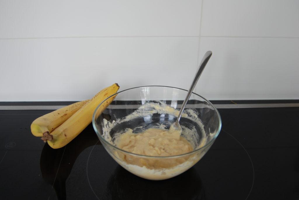 Bananenpannenkoekbeslag recept voor baby