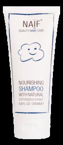 What's on mama's mind - shampoo NAIF