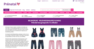 What's on mama's mind - Prenatal terugroepactie 2014 2015