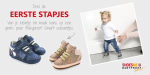 What's on mama's mind - Shoesme eerstestapjes