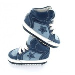 What's on mama's mind - Babyproof Smart Shoesme jongen blauw 1822