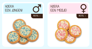 What's on mama's mind - Geboortekoekjes.nl