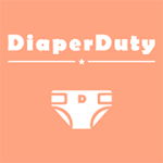What's on mama's mind - DiaperDuty logo