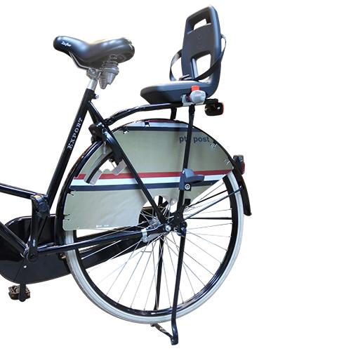 What's on mama's mind - jasbescherming ptt post op fiets