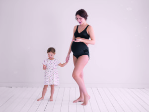 What's on mama's mind - babybelt zwart anita