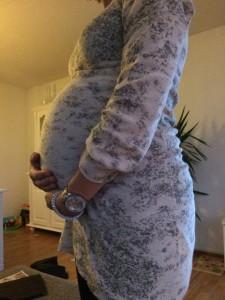 What's on mama's mind - 35 weken zwanger4