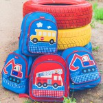 What's on mama's mind Kidzroom fire fighter collectie