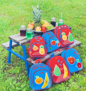 What's on mama's mind Kidzroom fruit collectie