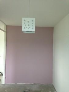 Een roze muur op de babykamer must haves must do 39 s - Room muur van de baby ...