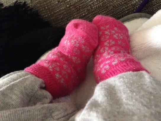 What's on mama's mind voetverzorging kneipp