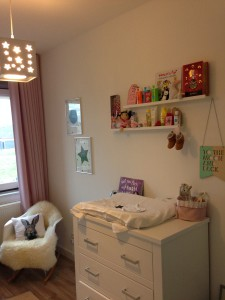 Whats on mamas mind kinderkamer jollein
