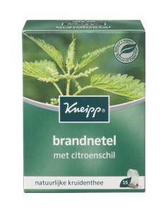 What's on mama's mind Kneipp Brandnetelthee