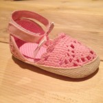 What's on mama's mind crochet espadrilles lauver