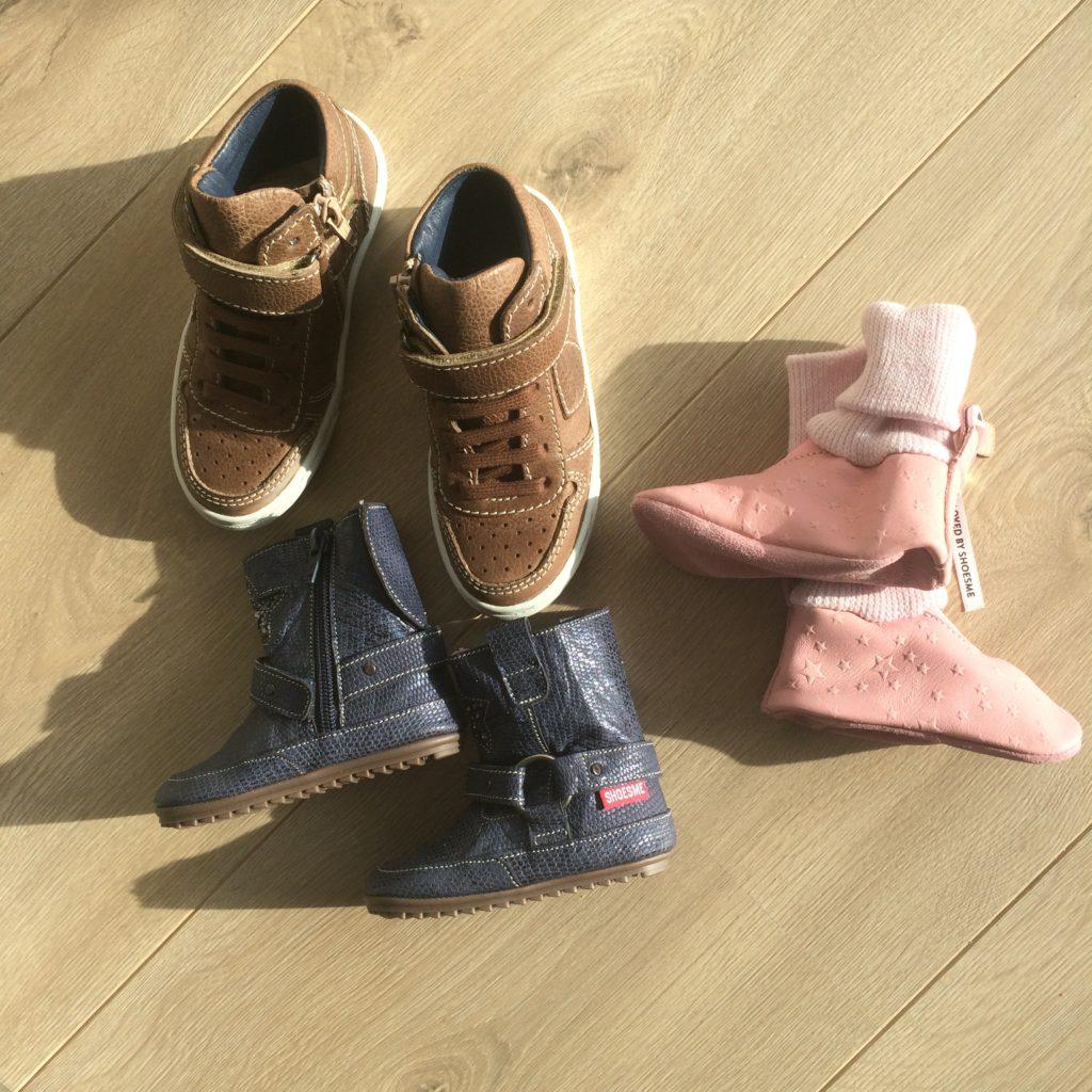 Schoenen Shoesme wintercollectie