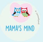 What's on mama's mind goedgemerkt labels