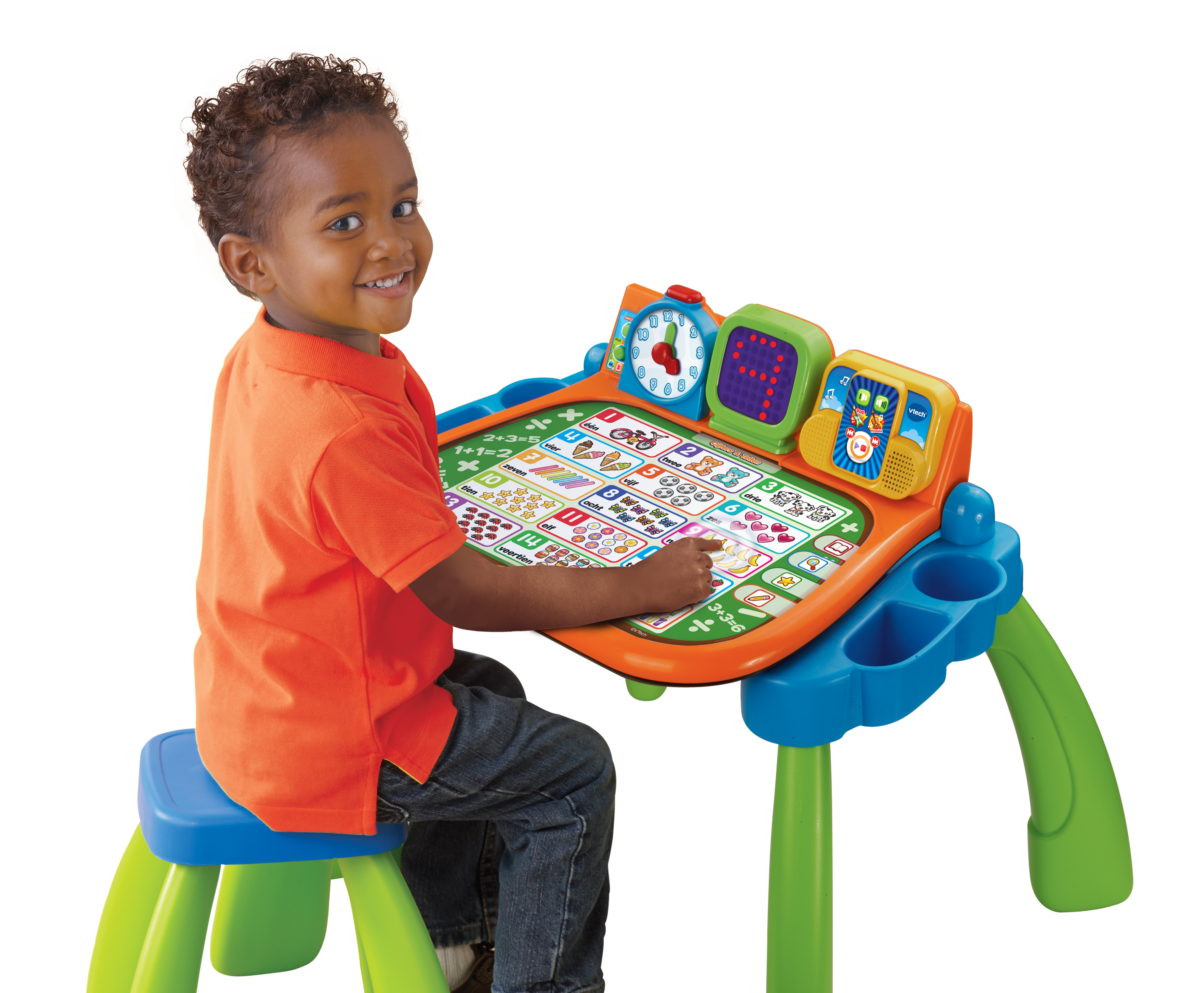 What's on mama's mind vtech magische bureau