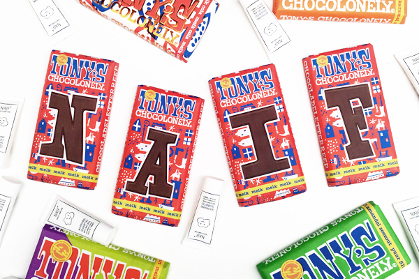 Naif tony chocolonely