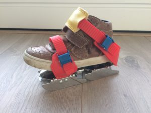 What's on mama's mind schaatsen shoesme