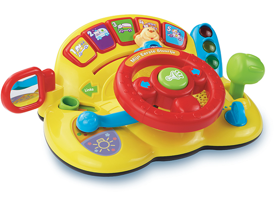 What's on mama's mind vtech autostuur