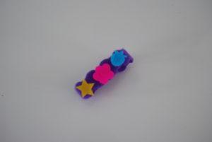 Ses creative klittenband armbandjes