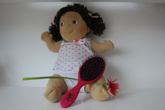 the wetbrush haarborstel