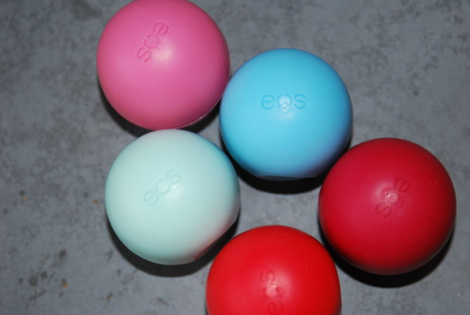Lippenbalsem EOS sphere