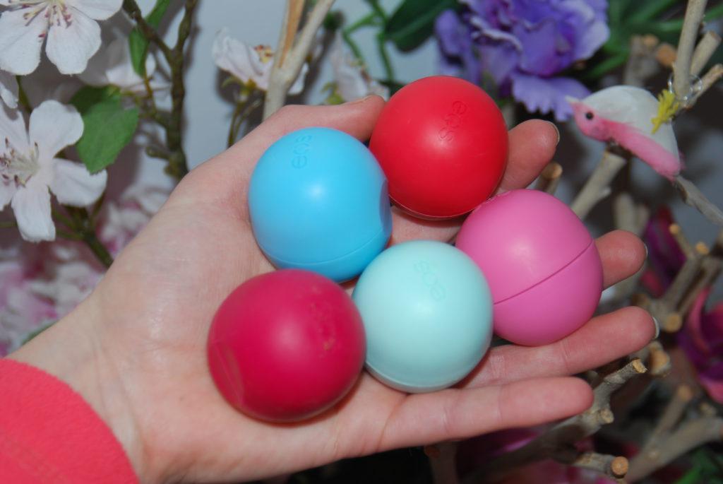 EOS sphere lip balm