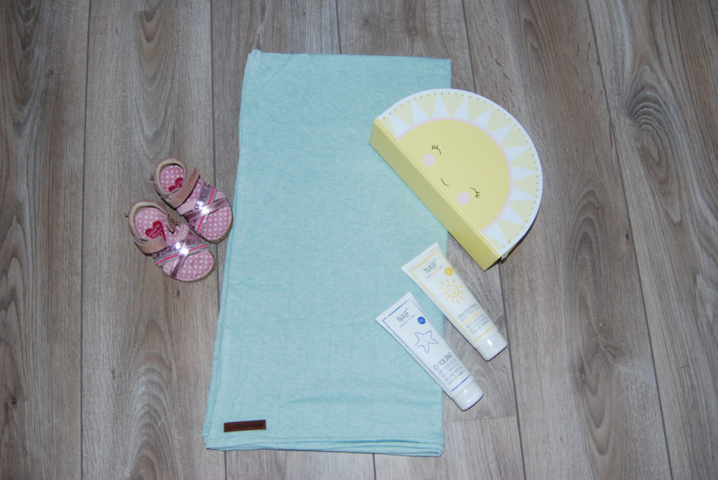 Little Dutch hydrofiele doek swaddle