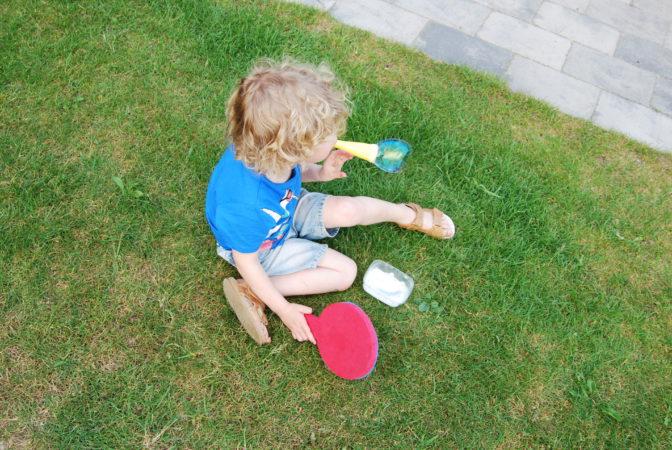 SES Bubble Tennis batje