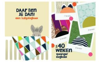 Babydagboek en zwangerdagboek