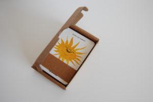 Broodtrommelkaartjes broodtrommelliefde