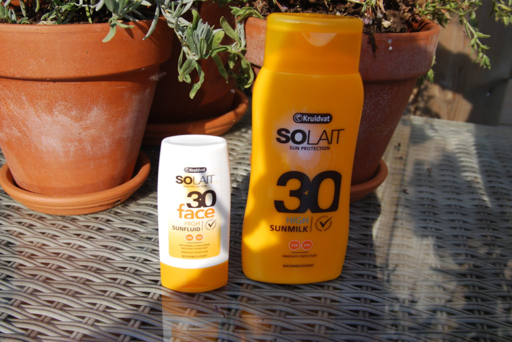 Zonnebrandcreme gezicht solait factor 30