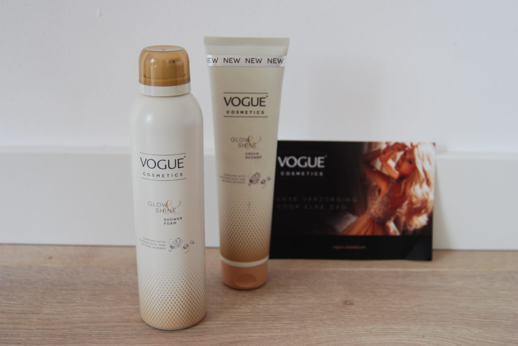 Vogue review glow & shine shower