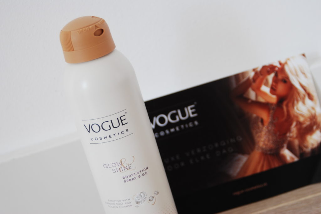 Vogue review glow & shine