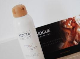 Vogue review glow & shine