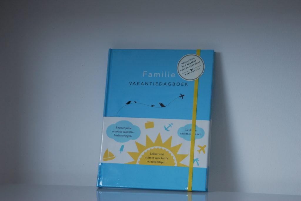 Het familie vakantiedagboek van Elma van Vliet