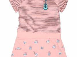 Moodstreet jurkje roze cuba