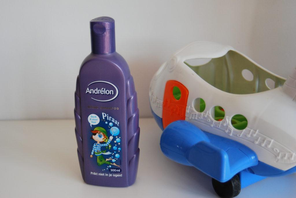 Andrelon shampoo kids piraat