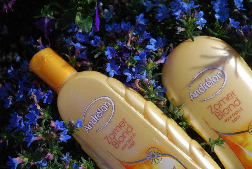 Andrelon shampoo zomer blond