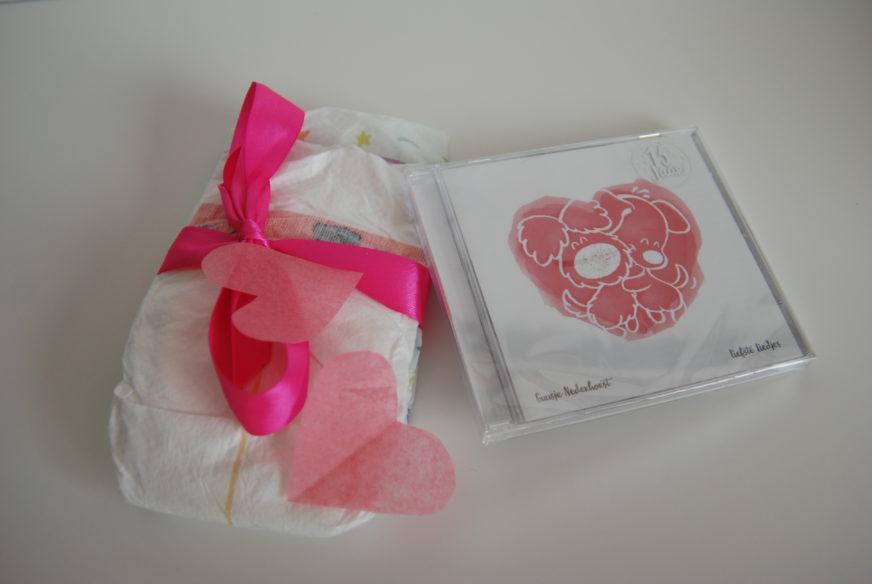 Woezel en pip luiers en cd