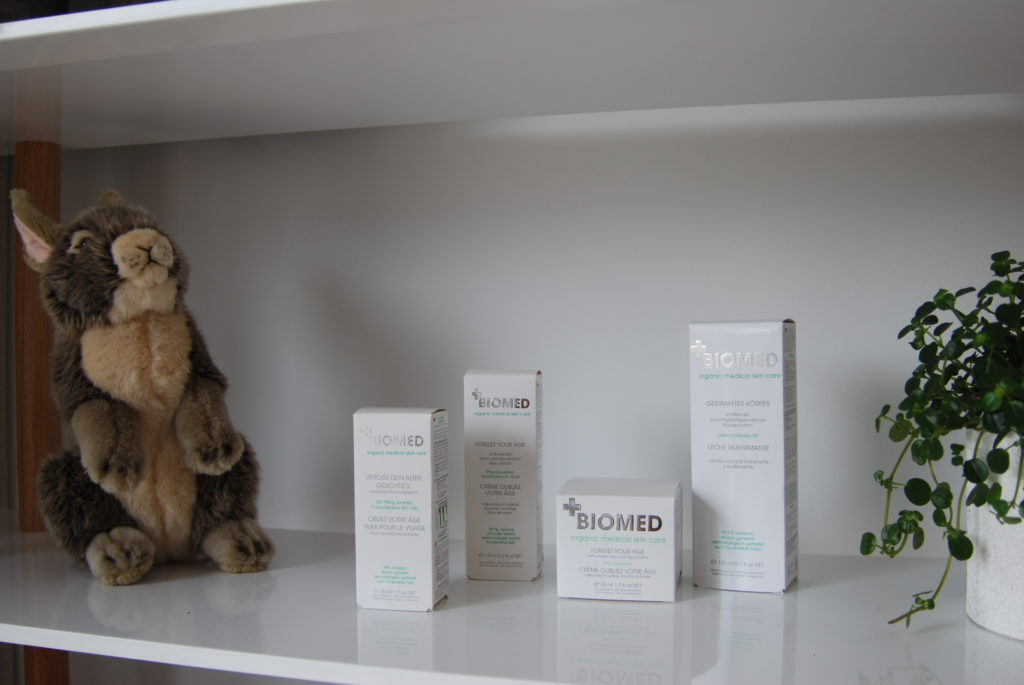 Biomed beauty producten