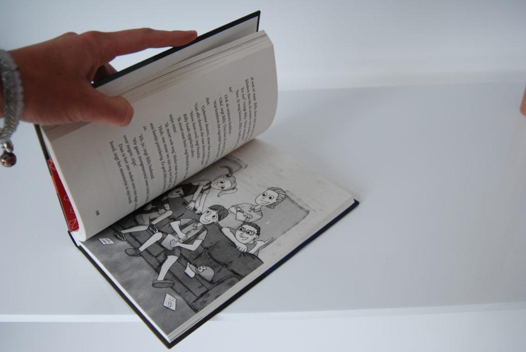 Boek Billy en het geheim onder de trap