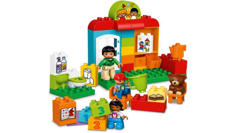 Lego duplo kleuterklas