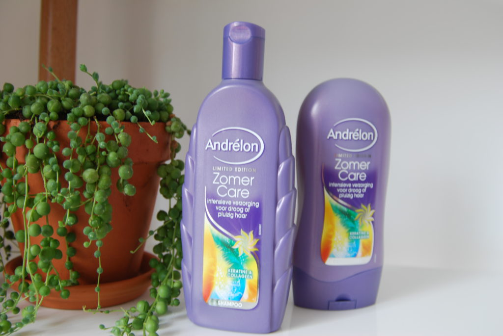 Andrélon zomer care shampoo en conditioner
