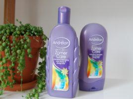 Andrélon zomer care shampoo en conditioner