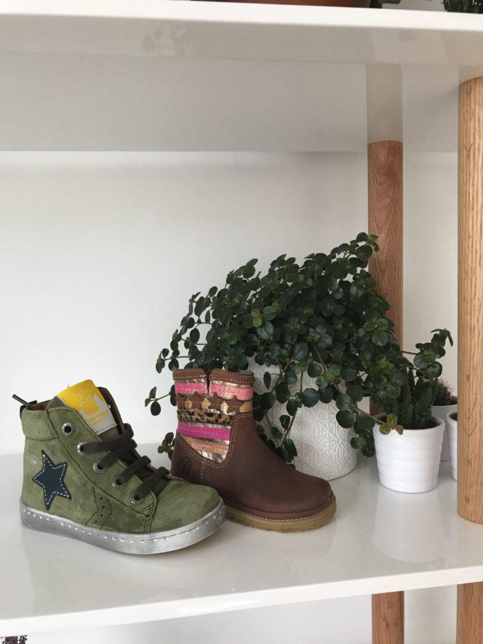 Shoesme meisjes en jongens schoen flexzool