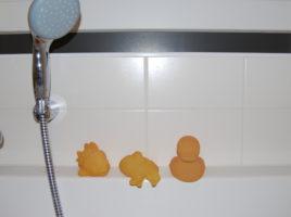 hevea natuurrubber badspeeltjes
