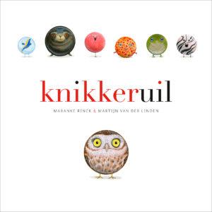 Knikkeruil kinderboekenweek 2017